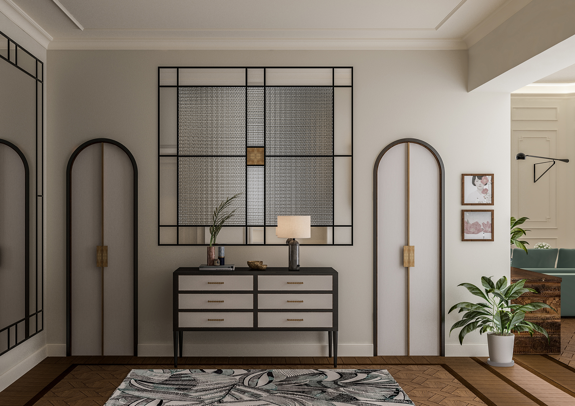 Appartamento in Milano, Magenta - render 1