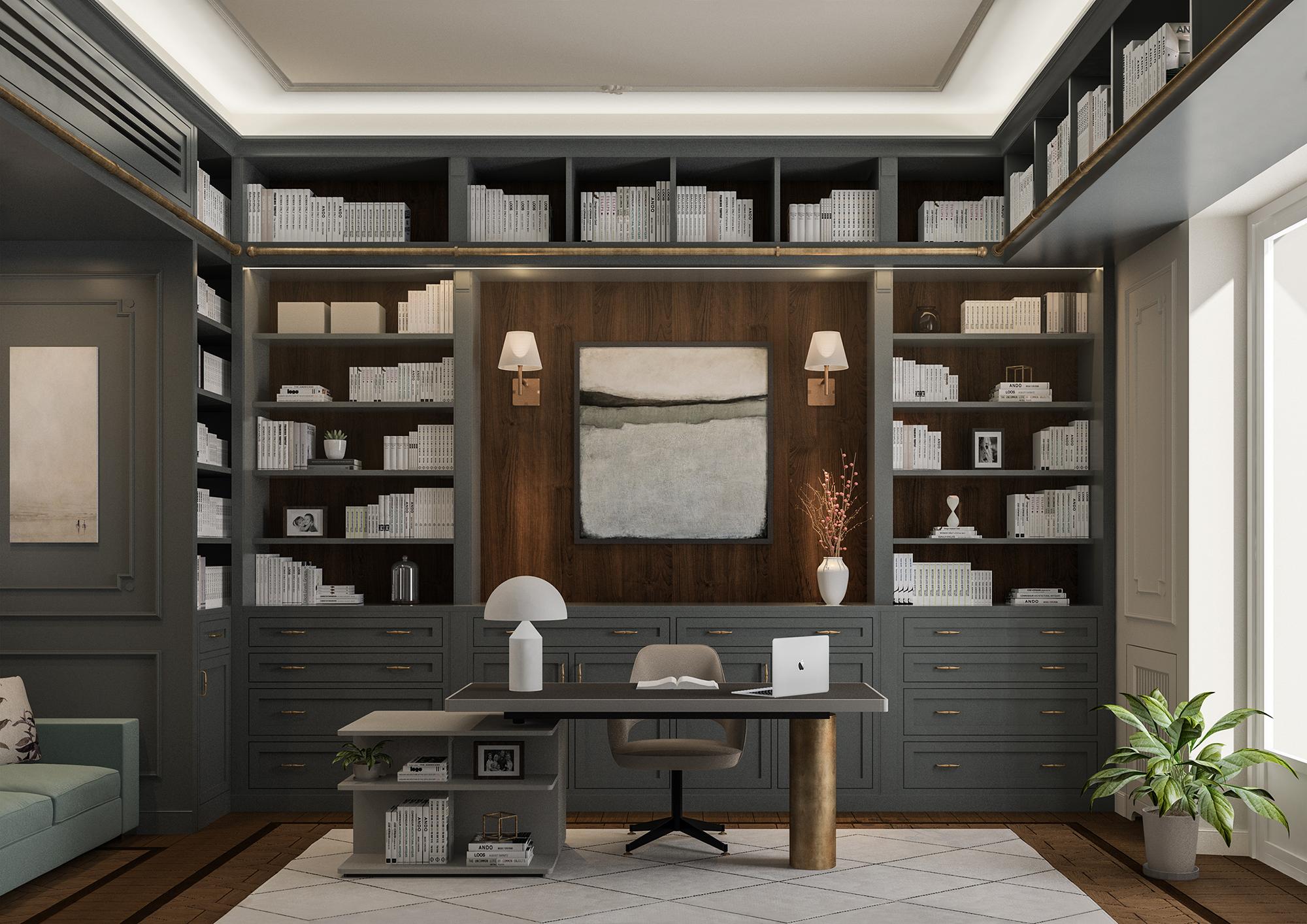 Appartamento in Milano, Magenta - render 4