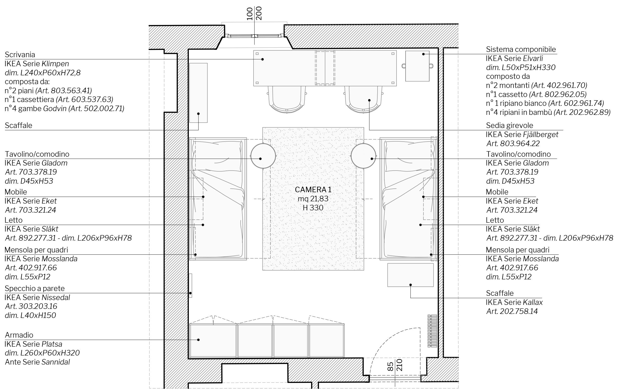 Appartamento in Cernusco sul Naviglio