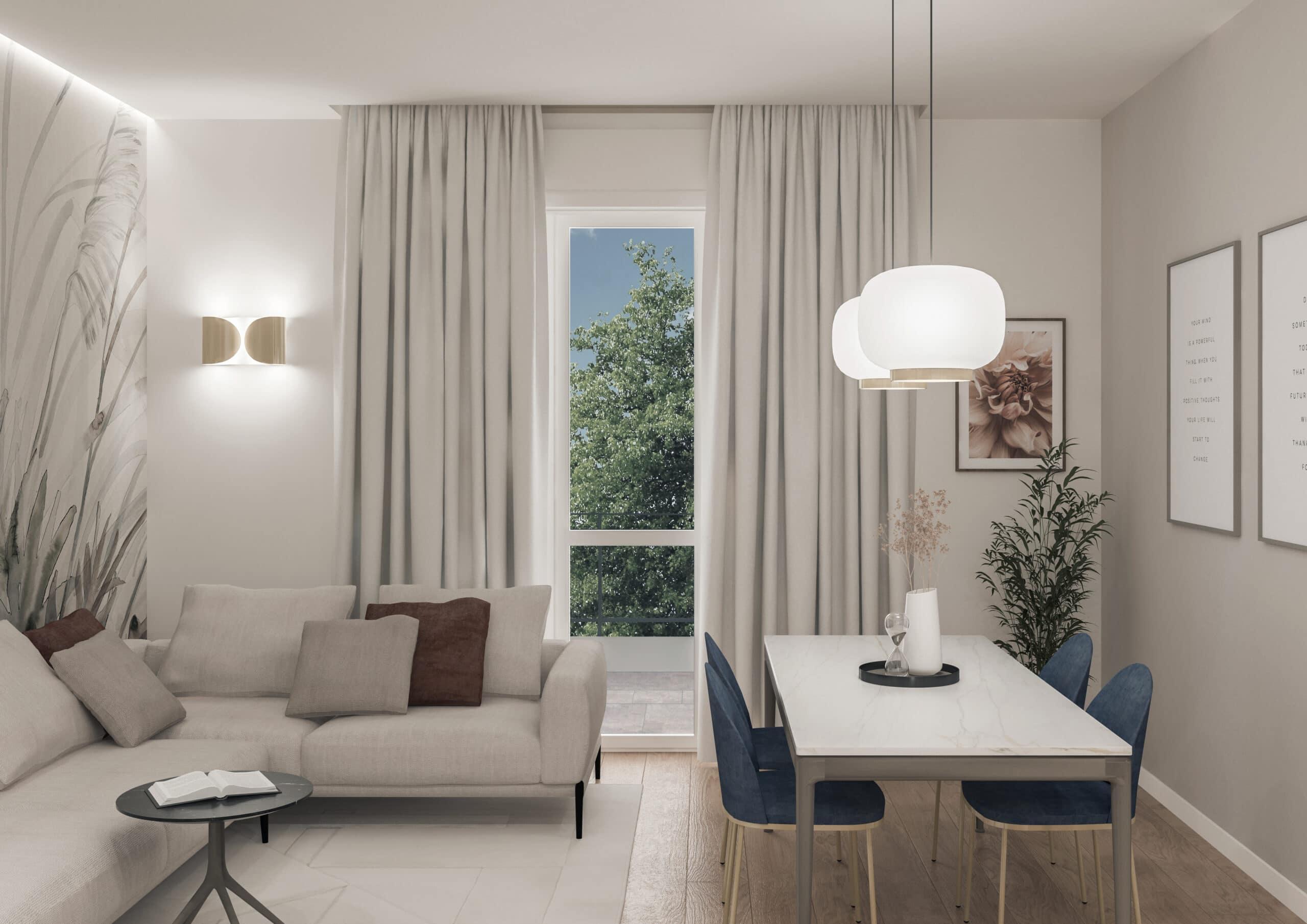 Appartamento in Milano, Bocconi